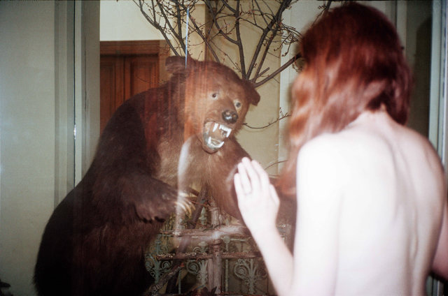 Marianne Maric, L'Ours, 2012